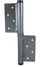 Heavy Duty Screw on Swing Gate hinges self closing  - RH / Pair