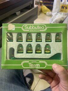 Squadra Subbuteo Santos Brasile 165