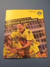 PANINI Borussia Dortmund 2011/12 - Leeralbum Neu/Top