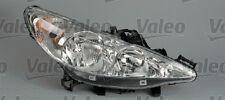 Faro Proiettore Dx Originale Valeo Peugeot 207 dal 2006