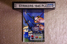 "Strikers 1945 Plus ""Very Good Condition"" SNK Neo Geo MVS Arcade Game Japan"