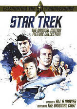 Star Trek: Original Motion Picture Collection (2016), New DVDs