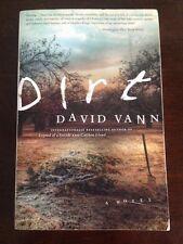 Dirt by David Vann (2013, Paperback) Good Book