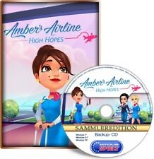 ⭐️ Amber's Airline - High Hopes - Platinum Edition - PC / Windows ⭐️
