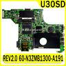 U30SD Motherboard For ASUS U30S U30SD 60-N3ZMB1300-A191 Motherboard Mainboard
