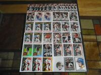 LOS ANGELES DODGERS MOOKIE BETTS LOT X107 CARDS INSERTS & BASE LOOK NICE LOT!