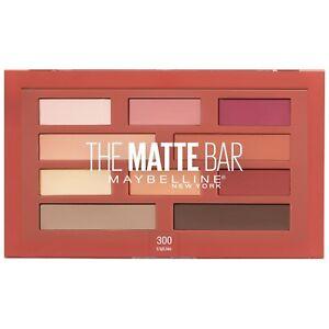 Maybelline The Matte Bar Eyeshadow Palette, 300