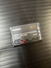 Genuine Original Casio NP-20 battery For EXILIM EX-S1,EX-S2,EX-M1,EX-M2 Z77 Z60