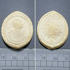 Collectibles KING RAMA V CHULALONGKORN Antiques THAILAND BUDDHA AMULET PENDANT