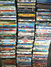 Dvd Movie Lot Pick Your Movie $1.75 Each 400 Titles Free Shipping After 1st Dvd