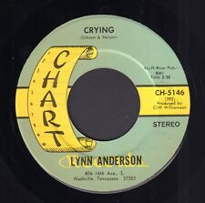 "LYNN ANDERSON ‎– Crying / Love Of The Common People (1971 US COUNTRY SINGLE 7"")"