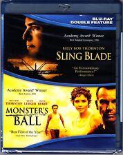 SLING BLADE / MONSTERS BALL BLU RAY DOUBLE  BILLY BOB THORNTON