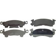 Disc Brake Pad Set-RWD Front,Rear Wagner MX52