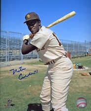 Nate Colbert autographed 8x10 San Diego Padres #2 Free Shipping