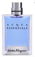 Salvatore Ferragamo Acqua Essenziale Eau de Toilette,100ml 3.4oz, Sealed