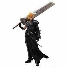 Final Fantasy 7 Advent Children Play Arts Kai Cloud Strife Figure From Japan