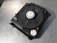 BMW E60 E61 2004-2010 530D Left Under seat sub woofer 65136929 / 6919353
