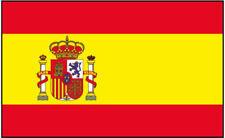Flaggen Spanien