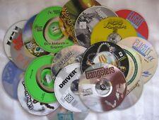 Spiele-Sammlung Konvolut Paket Action Strategie Vollversionen für PC Win 95/XP