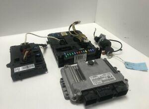 CITROËN BERLINGO BOX (B9) (04.08-) ENGINE CONTROL UNIT 0281013329,966975480