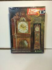 3D Grandfather Clock Puzzle 777pc