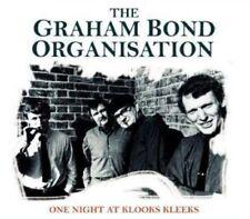 Graham Bond, Graham Bond Organisation - For One Night Only [New CD]