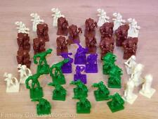 MINIATURES  x 40 - DUNGEONS & DRAGONS BOARD GAME - PARKER 2003 #723