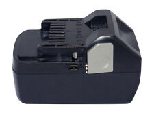 NERO Batteria per Hitachi DS 18DSL ds18dsl DV 18DSL dv18dsl 330068 BSL 1830