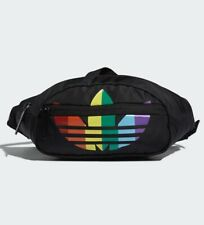 adidas Originals Gay Pride National Waist Pack NWT Rainbow Fanny Pack Sold Out