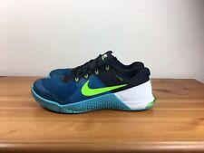"""Nike Metcon 2 entrenadores """"Verde Azul"""" tamaño Uk7/EU41"""