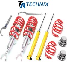 TA-TECHNIX PREMIUM GEWINDEFAHRWERK > AUDI A4 TYP 8E / 8H / B6 / B7 INKL. CABRIO