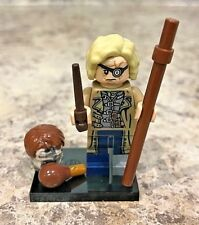 Genuine LEGO Minifigure - Mad-Eye Moody - Complete from Series HP - colhp14