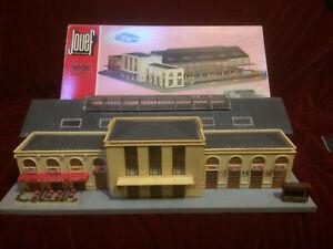 Jouef 1020 HO Gare SNCF double possibilité (voir photos et descriptions)
