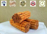 Pure Organic Ceylon ALBA Cinnamon Sticks Natural Sri Lanka High Quality 200g