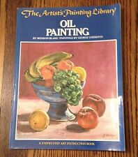 Oil Painting (Artists Library) Blake, Wendon, Cherepov, George Paperback