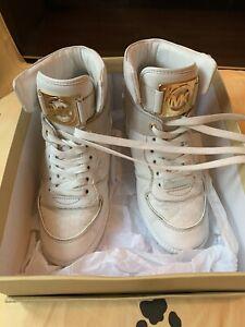 MICHAEL KORS Wedges High-Top Sneaker