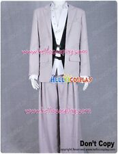 Final Fantasy VII Advent Children Rufus Shinra Cosplay Costume Outfit H008