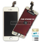 LCD Display Touch Screen Digitizer Lens Assembly Tools For Apple White iPhone 5C