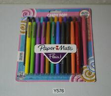 Paper Mate Flair Candy POP-Filzstifte, 24er-Packung  *neuwertig* (Y576-R49)