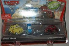CARS DISNEY TRI PACK LUIGI, GUIDO & TOPOLINO NEUF