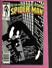 The Spectacular Spider-man #101 1984 CANADIAN PRICE VARIANT Newsstand Rare