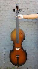 New 4/4 Electric Cello Powerful Sound parts tailpiece end pin ebony peg#EC12