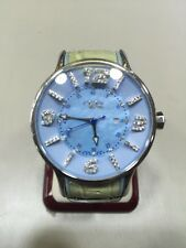Ladies NOA 1675-LD-002 Automatic blue MOP Dial, Diamond Hours Markers Watch