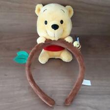 Winnie The Pooh Hair Band Tokyo Disney Resort Limited Headband Japan Used