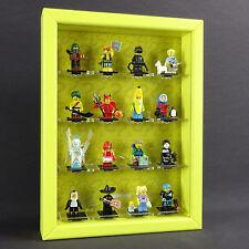 figucase Vitrina de colección para Lego Serie 71013 MINIFIGURAS 16 Lavado