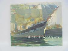 More details for rare australian art the barque loch torridon by harry 'ships' raynor (1891-1963)