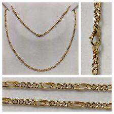 Cadena de Oro Collar 333ER GOLD COLLAR DE ORO, Joya De Oro Collar de oro 51 cm