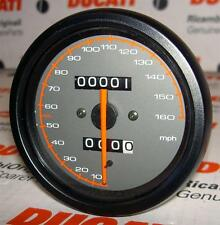 2001-2004 Ducati Monster & others speedometer 160 MPH face for USA 40140261A - C