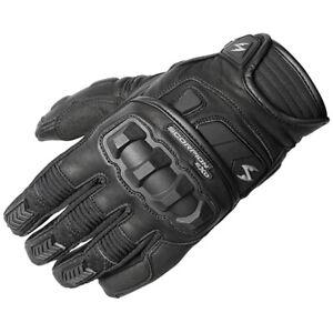 SCORPION Klaw II Leather Glove BLACK FREE SHIPPING