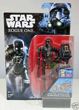 Star Wars Rogue One K-2S0 Droid acción figura B7277 Disney/Hasbro 2016 (MOC)